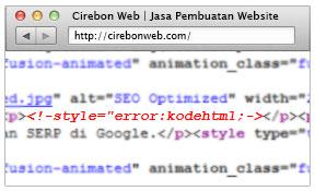 code bug error