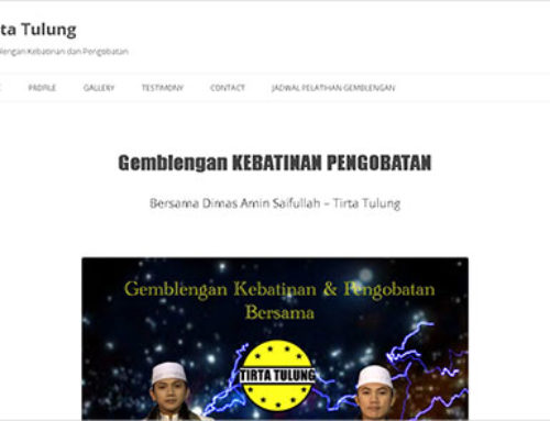 Tirta Tulung – Website Supranatural