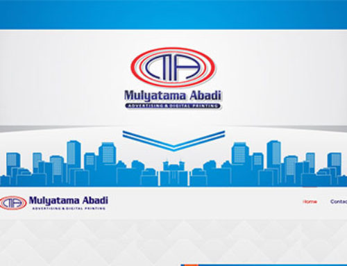 CV Mulyatama Abadi – Website Advertising
