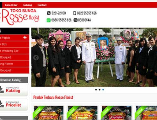 Rosse Florist – Toko Online Bunga