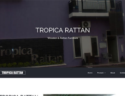CV Tropica – Website Rattan Furniture